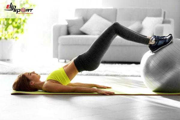 tập pilates tại nhà cho chân vòng kiềng