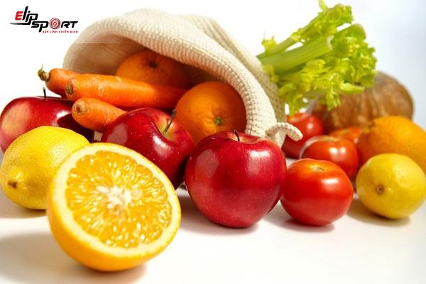 món ăn sức khỏe