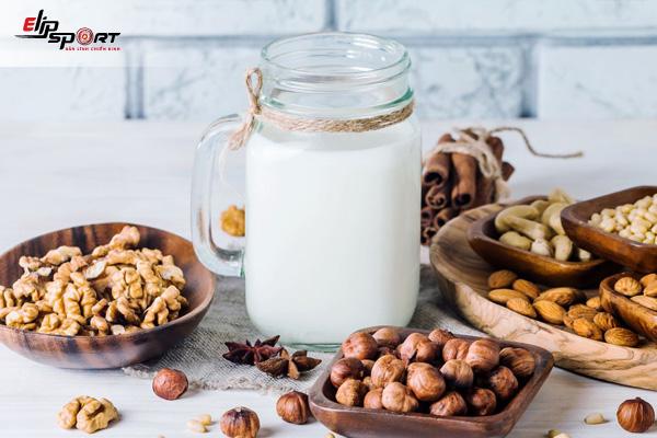 5 Loại Sữa Hạt Nào Giúp Tăng Cân