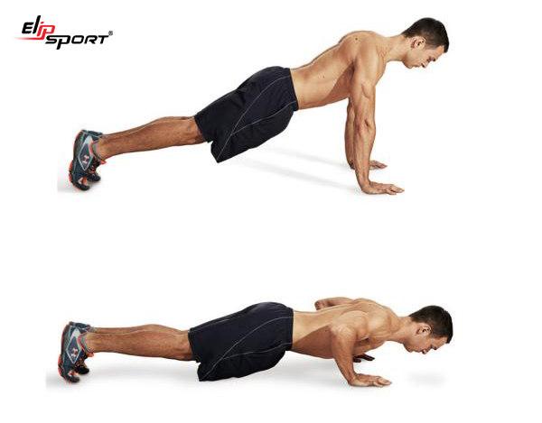 tập luyện tăng cân