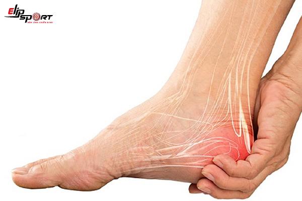 đau gót chân là bệnh gì