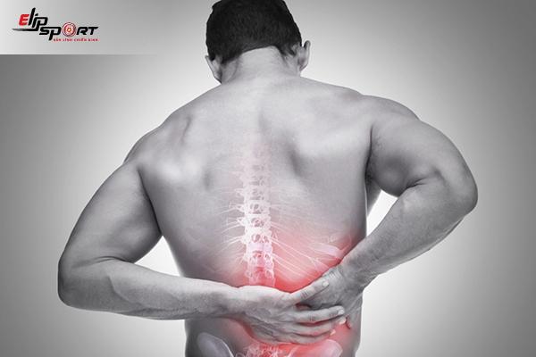 đau mỏi lưng gối