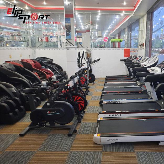 Xe đạp tập  Phú Nhuận
