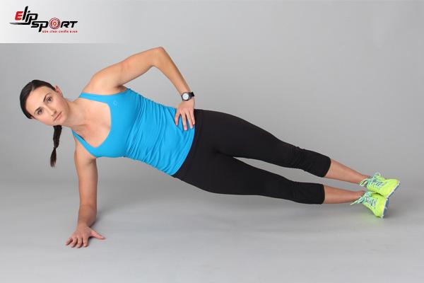 bài tập giảm mỡ bụng dưới eo thon