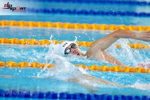 bơi lội seagame 30