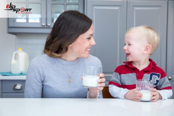 bảo quản sữa tươi không đường
