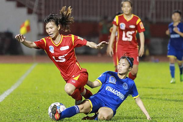 luật bóng đá nữ 5 người