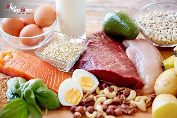 nhóm máu b nên ăn gì để tăng cân
