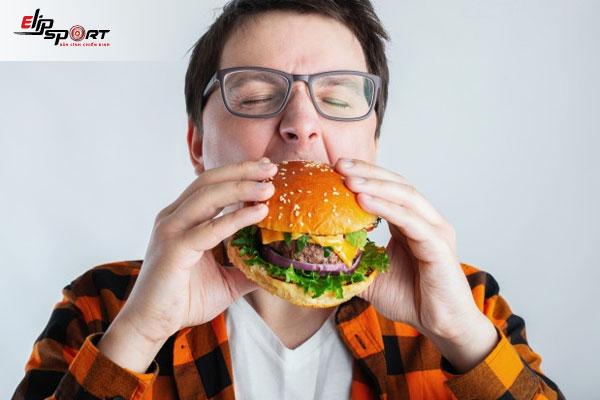 những thức ăn nhanh tăng cân có hại cho sức khỏe
