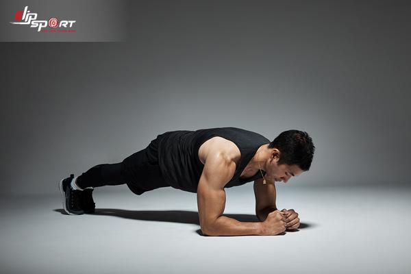 tập bụng giảm mỡ cho nam