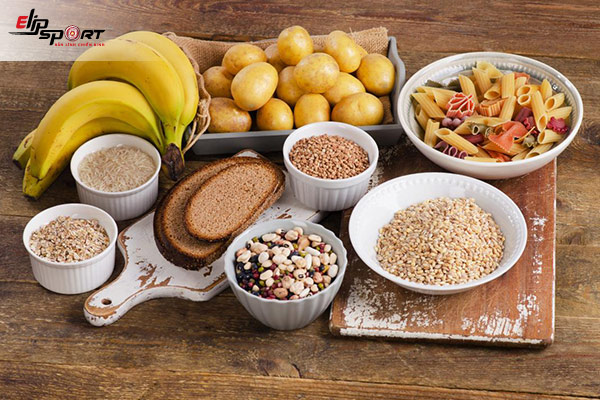 thực phẩm cung cấp tinh bột