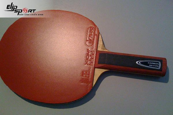 2 mặt vợt bóng bàn