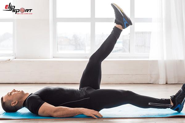 bài tập thể dục cho chân thon dài
