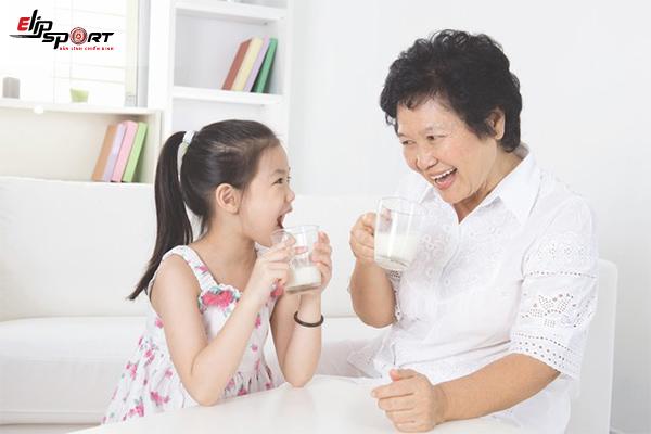 Review sữa Ensure tăng cân