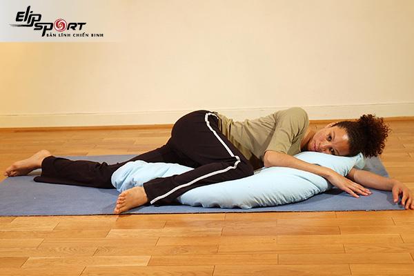 các bài tập giãn cơ lưng dưới