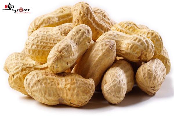các món ăn vặt từ đậu phộng