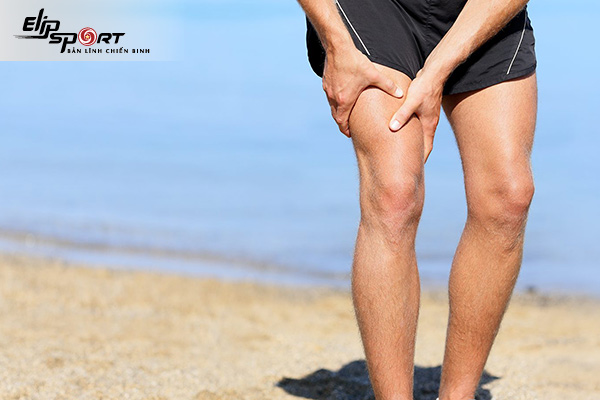 đau bắp chân