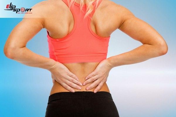 Cách chữa đau mỏi lưng khi có kinh
