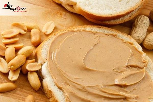 các món ăn ngon từ bơ đậu phộng