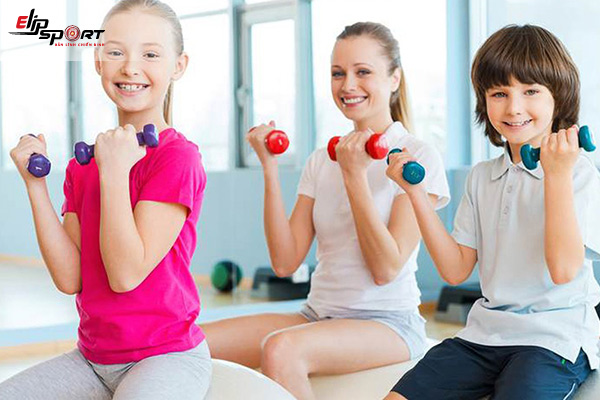 tuổi tập gym