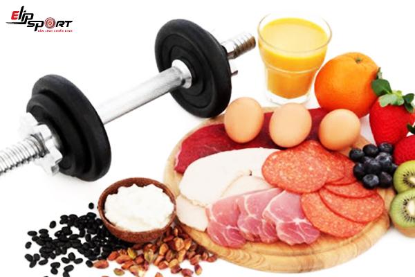 tập gym thì ăn gì