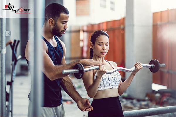 học huấn luyện viên gym