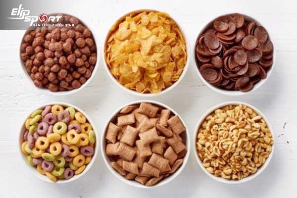 ngũ cốc tăng cân hay giảm cân