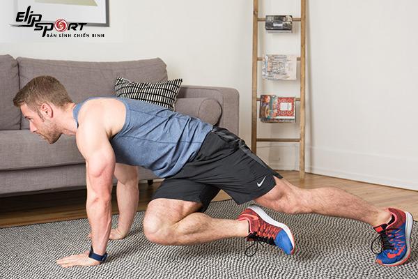 những bài tập cơ chân tại nhà