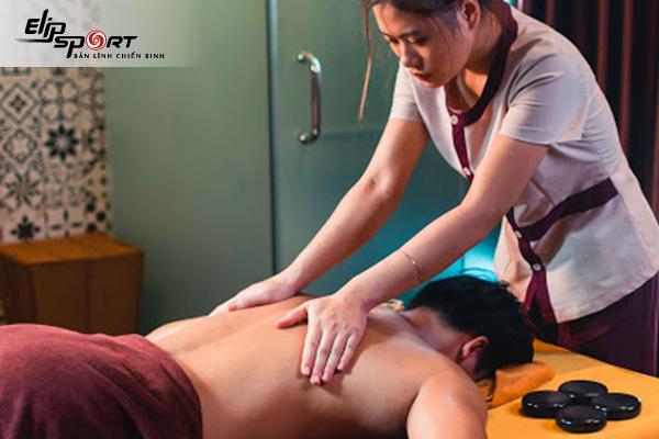 phương pháp massage