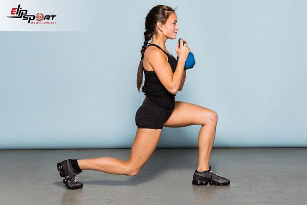 tập gym tăng cân cho nữ