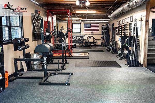 tập gym bao nhiêu tiền