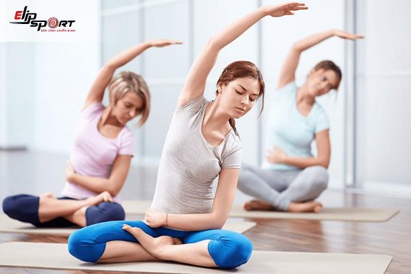 tập gym và yoga cái nào giảm cân tốt hơn