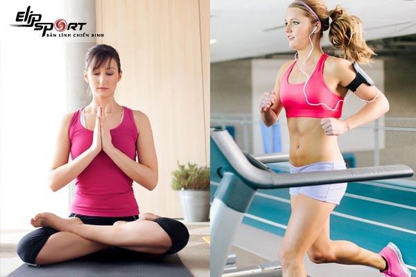 tập gym xong có nên tập yoga không