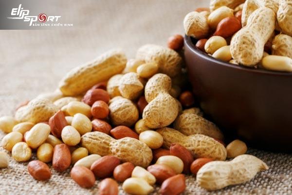 ăn đậu phộng có tốt cho nam giới không