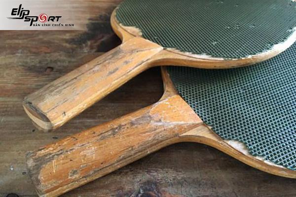 vợt bóng bàn cũ giá rẻ