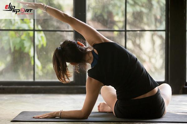 xoạc dọc yoga