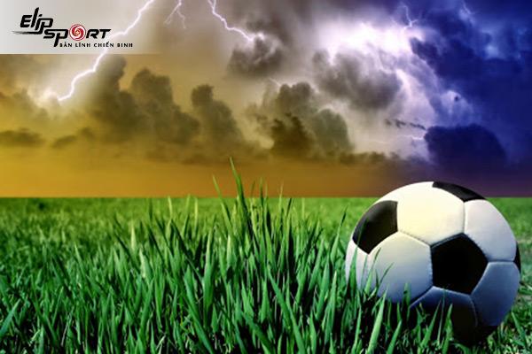Cấu tạo quả bóng đá