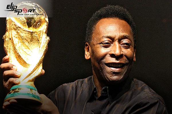 Số bàn thắng của Pele trong sự nghiệp