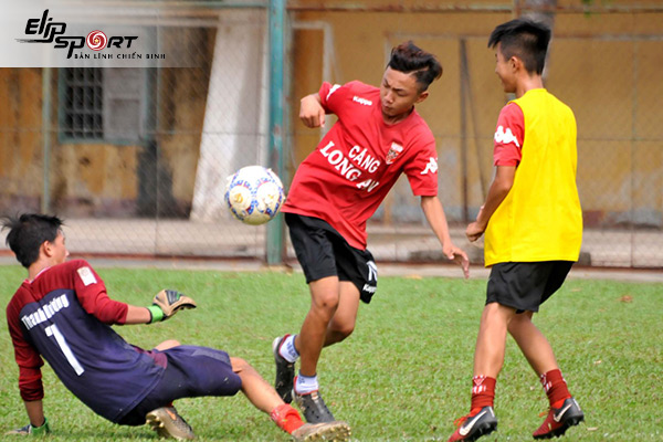 Lò đào tạo bóng đá tại TPHCM