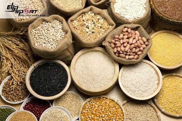 Ngũ cốc tăng cân đài loan