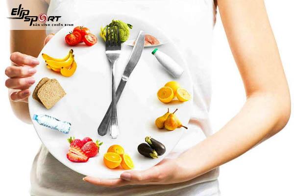 Thực đơn giữ dáng sau khi giảm cân