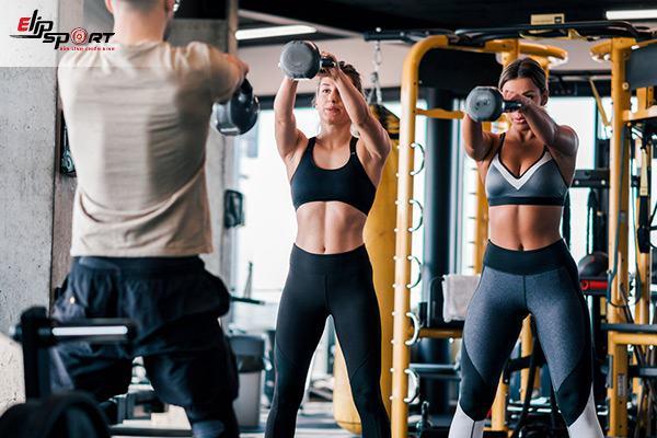 Tổng hợp những bài tập gym tại nhà đơn giản