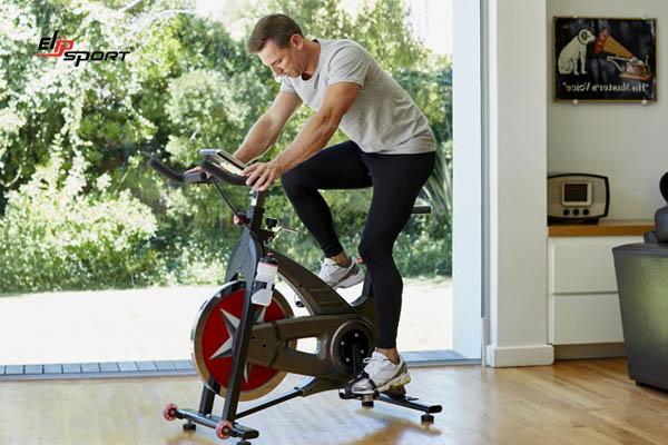 xe đạp tập thể dục chính hãng