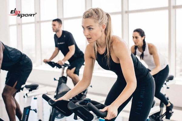 mẫu xe đạp tập gym tốt nhất