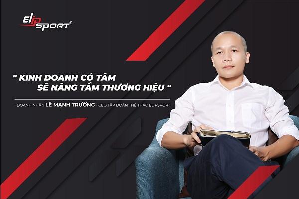 doanh nhân Lê Mạnh Trường