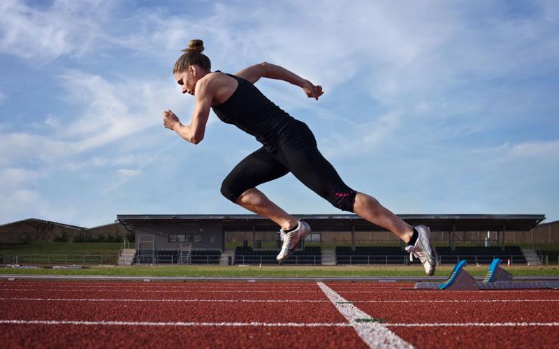 Chạy bộ đúng cách giúp bạn giảm cân hiệu quả