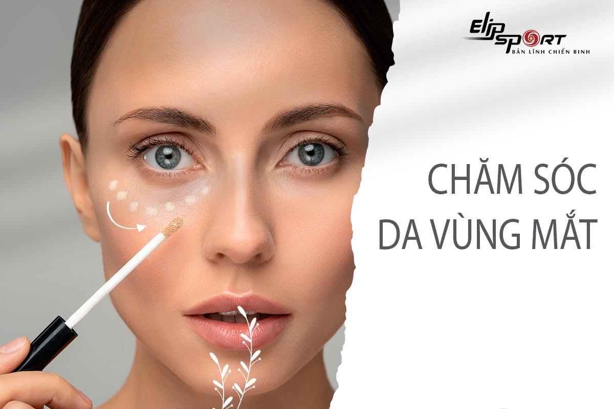 Các bước chăm sóc da mặt         căn bản ban ngày và ban đêm