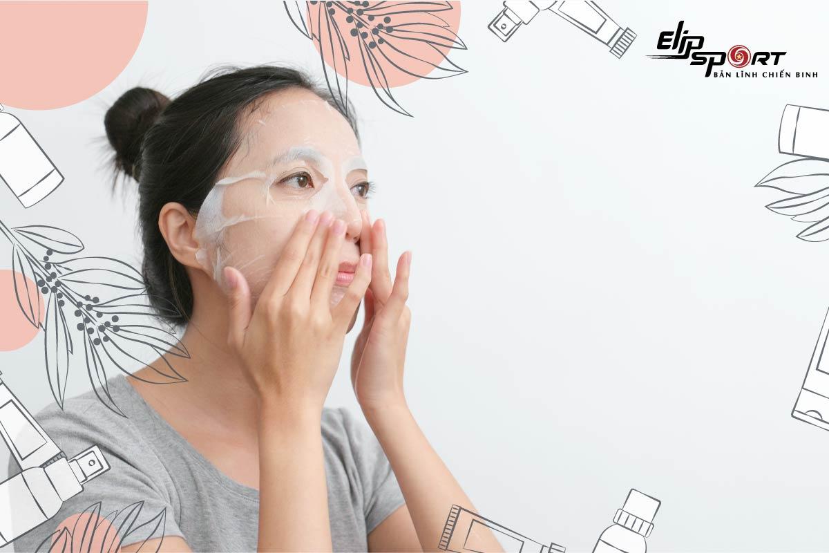 Các bước chăm sóc da mặt chủ đạo ban ngày và ban đêm