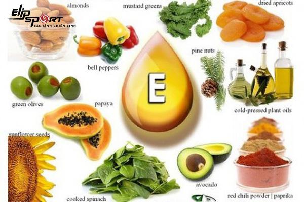 Có nên uống vitamin E