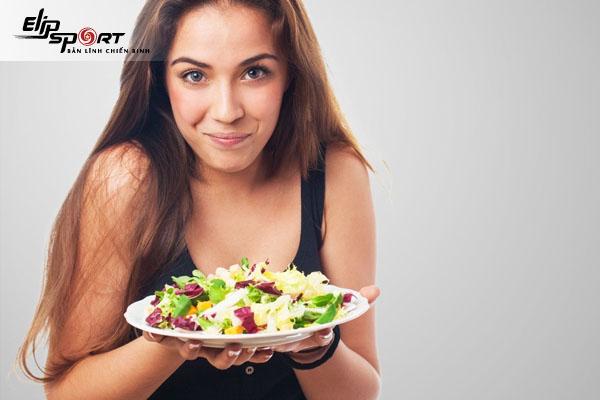 thực đơn cho skinny fat nữ